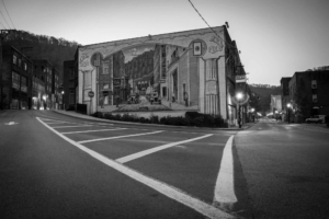 McDowell County was established at 1858.