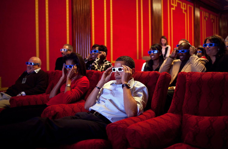 2009 Pete Souza / White House